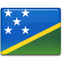 Иконка флаг, соломон, острова, solomon, islands, flag 128x128