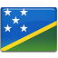 Иконка 'флаг, соломон, острова, solomon, islands, flag'