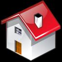 Иконка дом, house, home 128x128