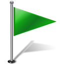 http://www.iconsearch.ru/uploads/icons/iconslandgps/128x128/flag1rightgreen2.png